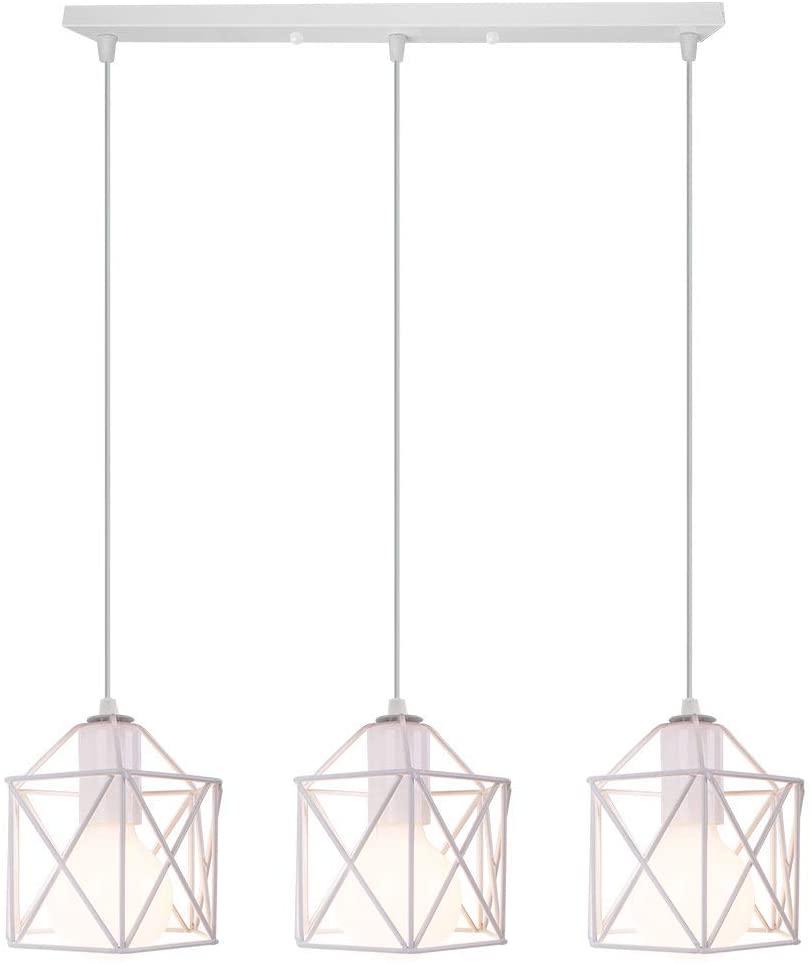 Vintage Lámpara Colgante Retro Industrial