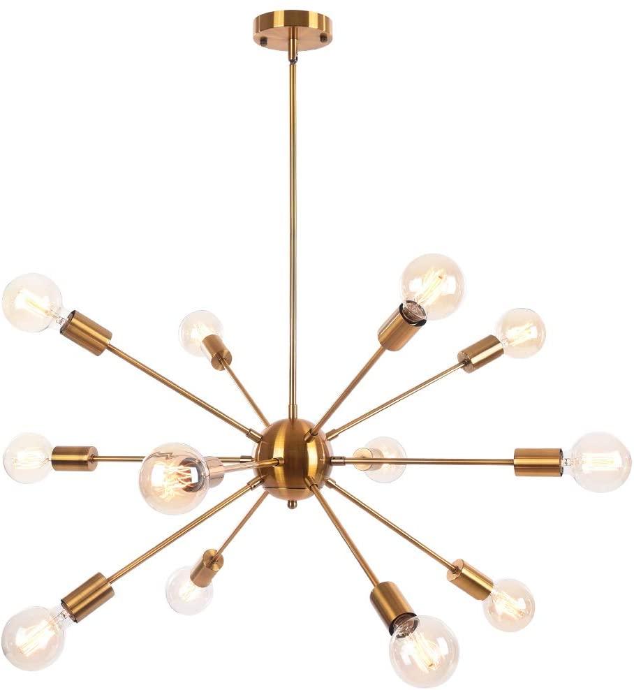 lampara de araña moderna 2