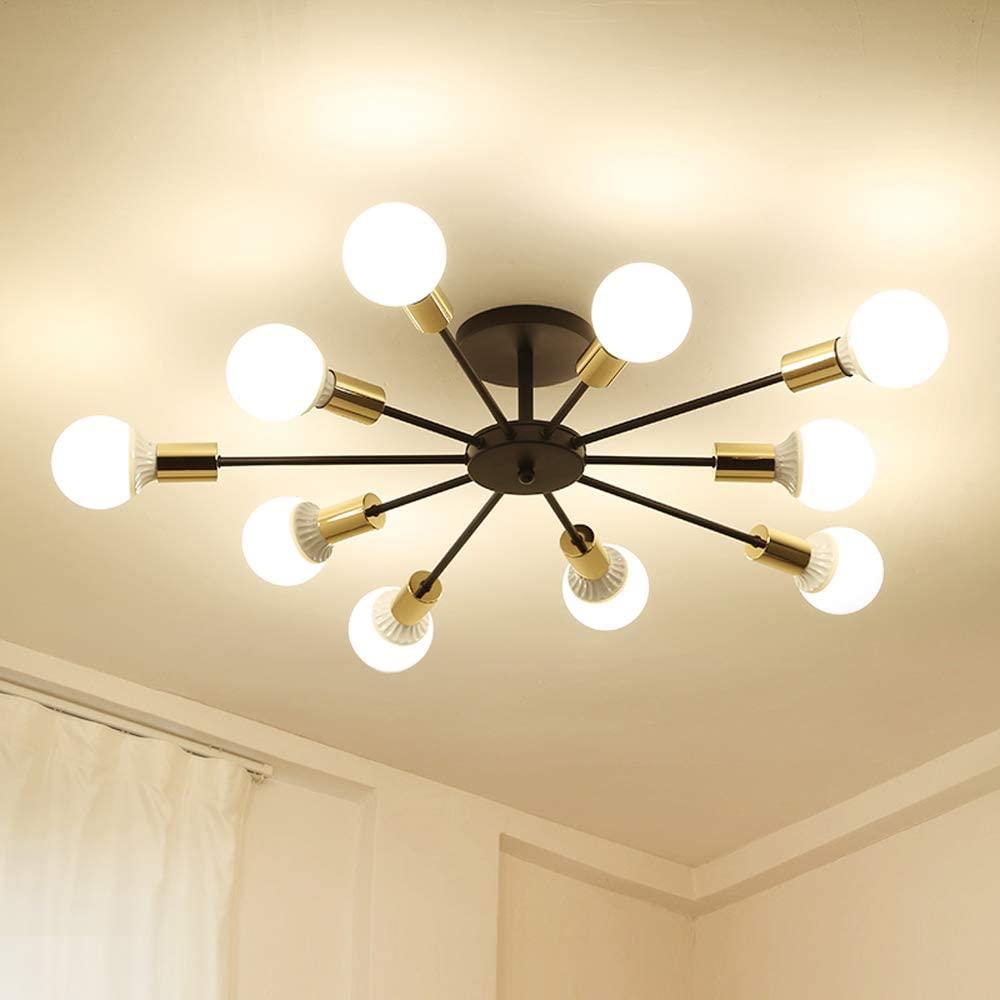 lampara de araña moderna